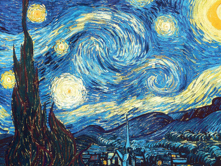 CHRISTMAS 2017 – 'THE STARRY NIGHT'