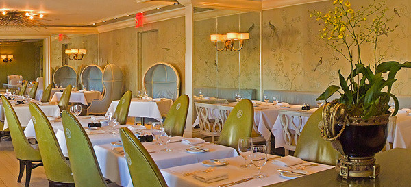 BG Restaurant - Image Courtesy of Bergdorf Goodman