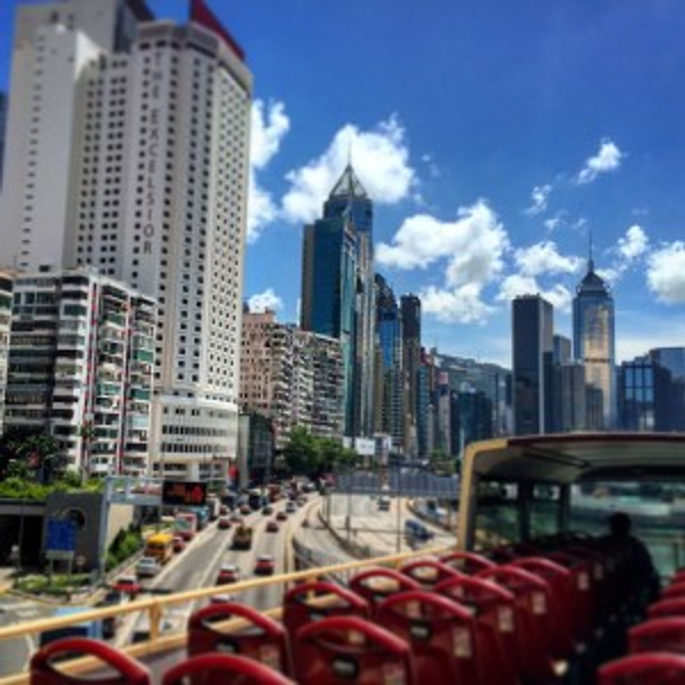Big Bus Hong Kong