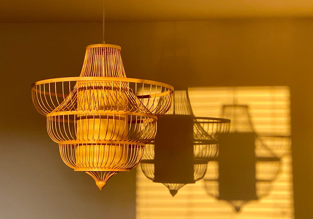Pendant Light by Fine Asian Living