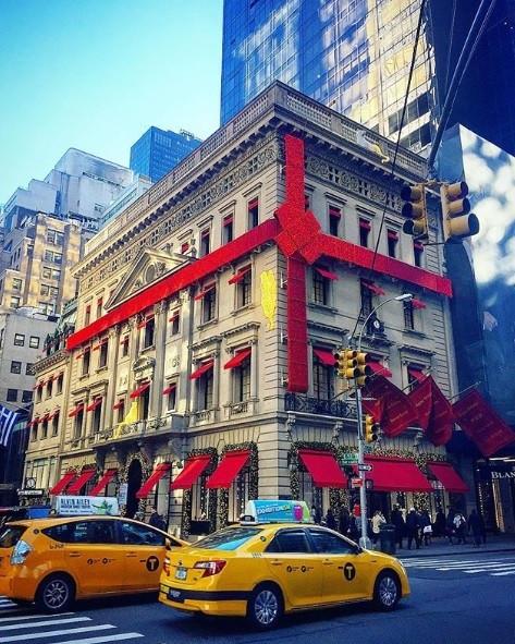 Cartier Fifth Avenue