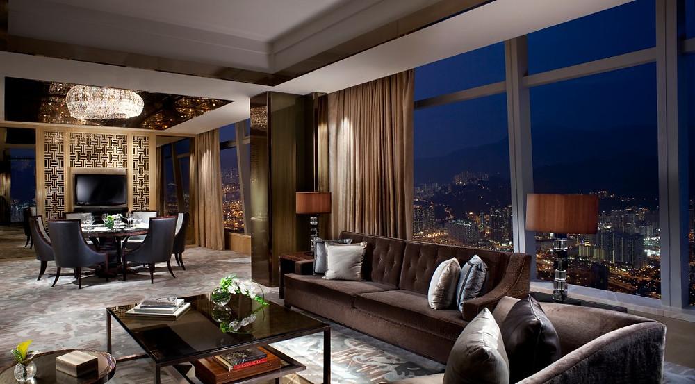 Carlton Suite - Victoria Harbour - Living Room