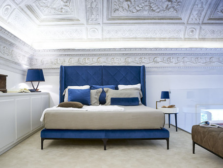 BLUE MONDAY – TOP 10 LUXURY BEDS 2017