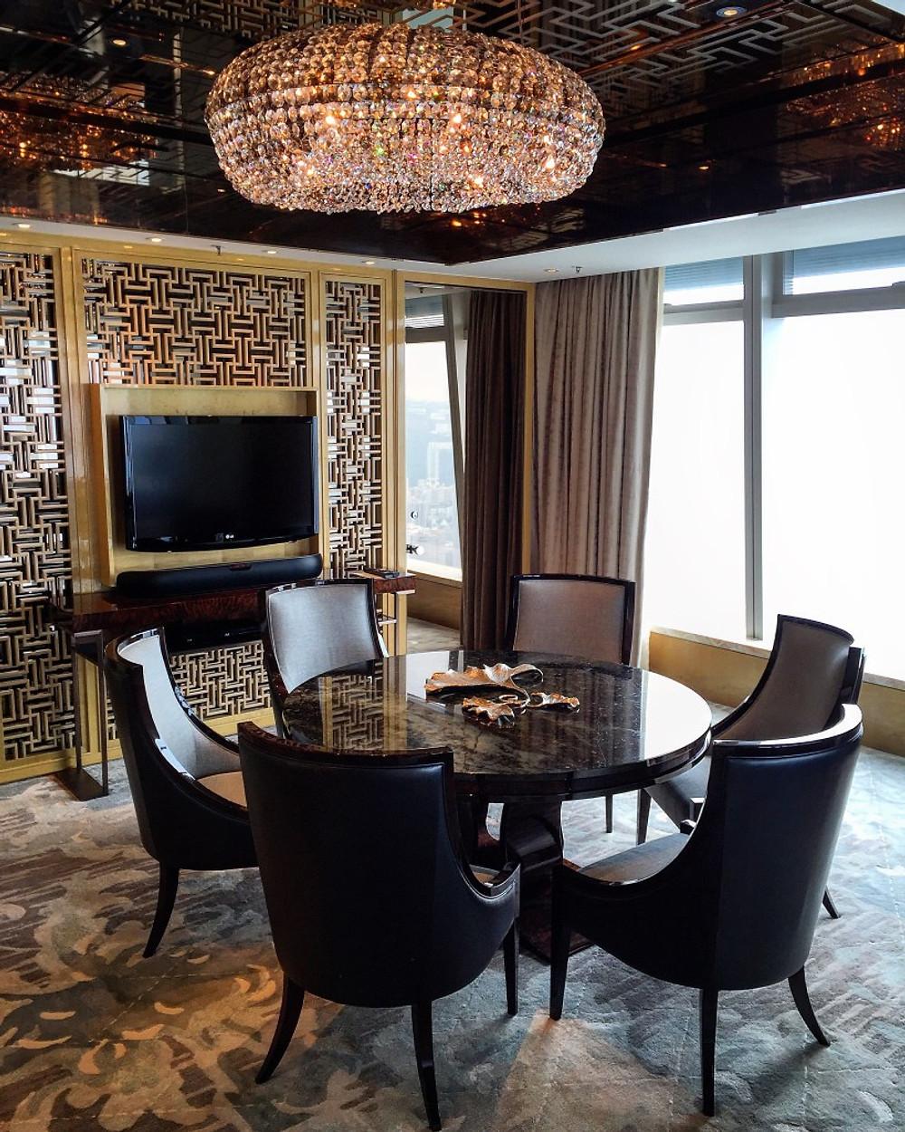 The Carlton Suite