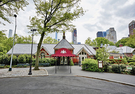 Tavern on the Green - Image Courtesy of www.centralparknyc.org