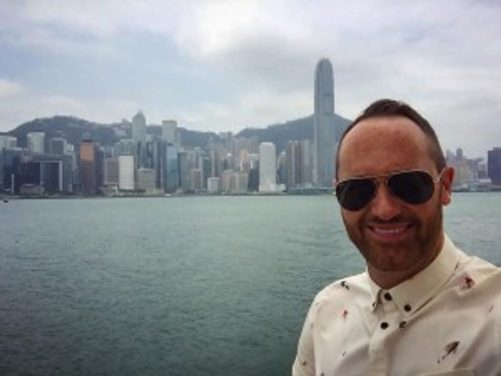 Hong Kong Harbour