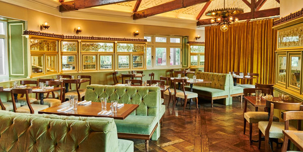 Tavern on the Green - Image Courtesy of Elle Decor