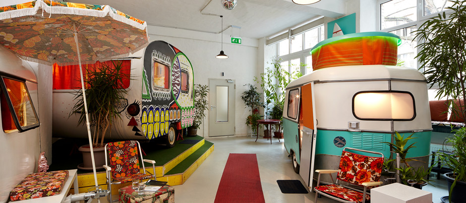 CARRY ON CAMPING – BERLIN