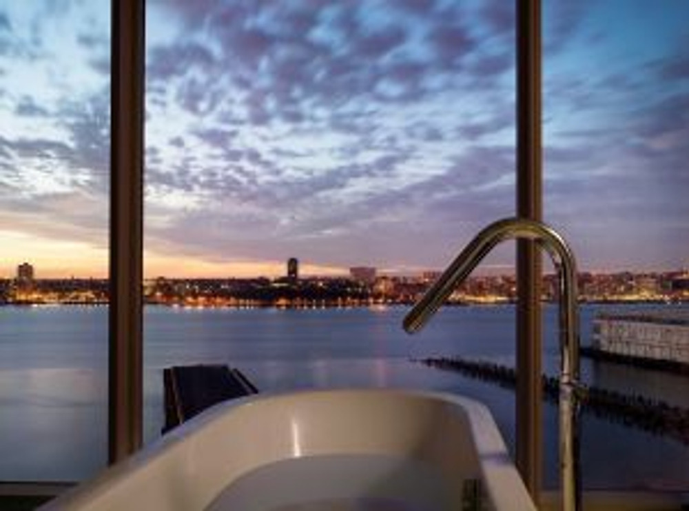 The Standard Downtown NYC - Image Courtesy of The Standard Hotel