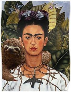 Frida Kahlo - Image Courtesy of Pinterest