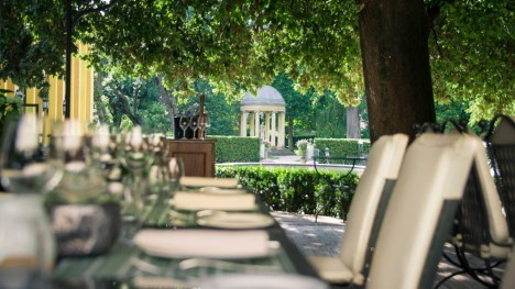 The Four Seasons Firenze Image courtesy of The Four Seasons