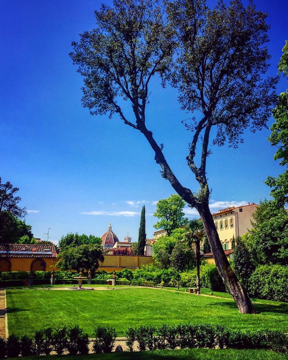 Giardino della Gherardesca at The Four Seasons Firenze