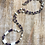 Thumbnail: Amethyst & Howlite Boho Necklace