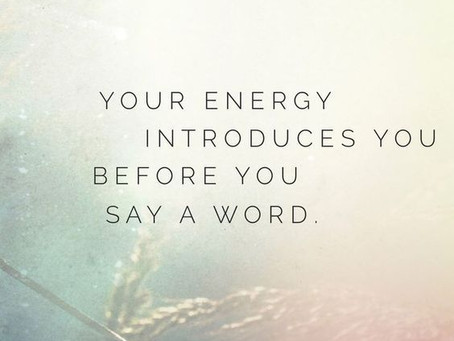 Master Your Energy - Master Your Life!