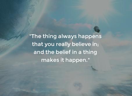 How deep is your belief?