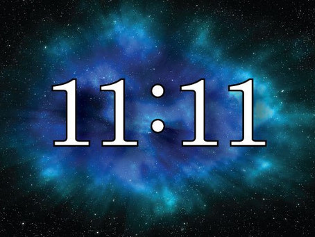 Embrace the powerful energy of 11:11