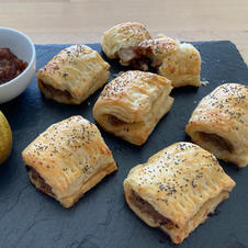 Sausage Rolls (VE, GF) Virtual Event Only