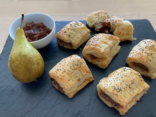 Howard's Online Sausage Roll Class  - Sat 9th Jan - 8pm UK