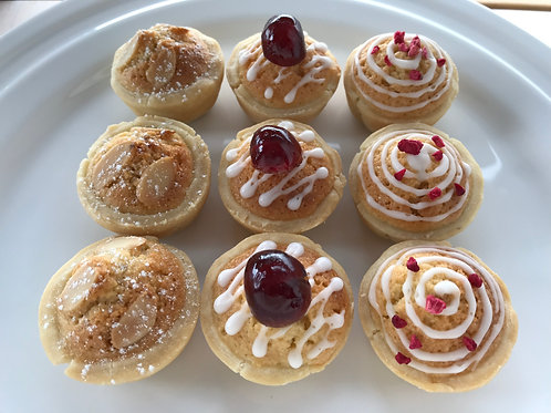 Howard Middleton's Gluten Free Pastry Masterclass - Manchester - 15th July 2018