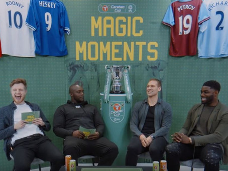 Micah Preview's the Carabao Cup Final with Sporf