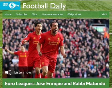 Jose Enrique BBC 5LIVE Euro Leagues.JPG