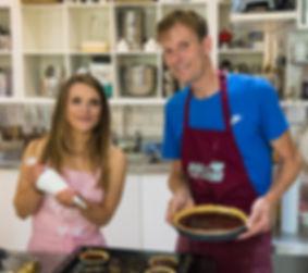 Bake With Ian Cumming