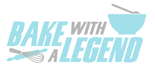 Bake With A Legend Logo