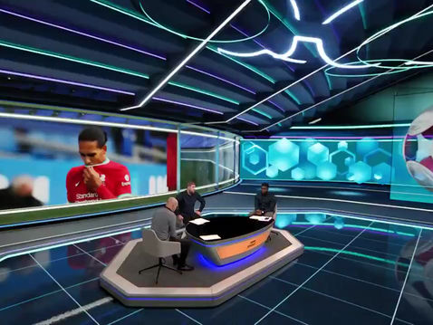 Micah Richards joins BBC for MOTD2