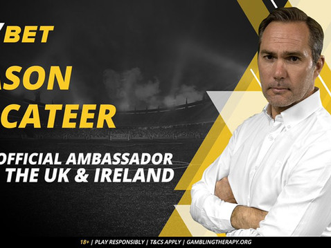 Jason McAteer joins as LV Bet Ambassador for Euro 2020 and the 2021/22 Premier League Season