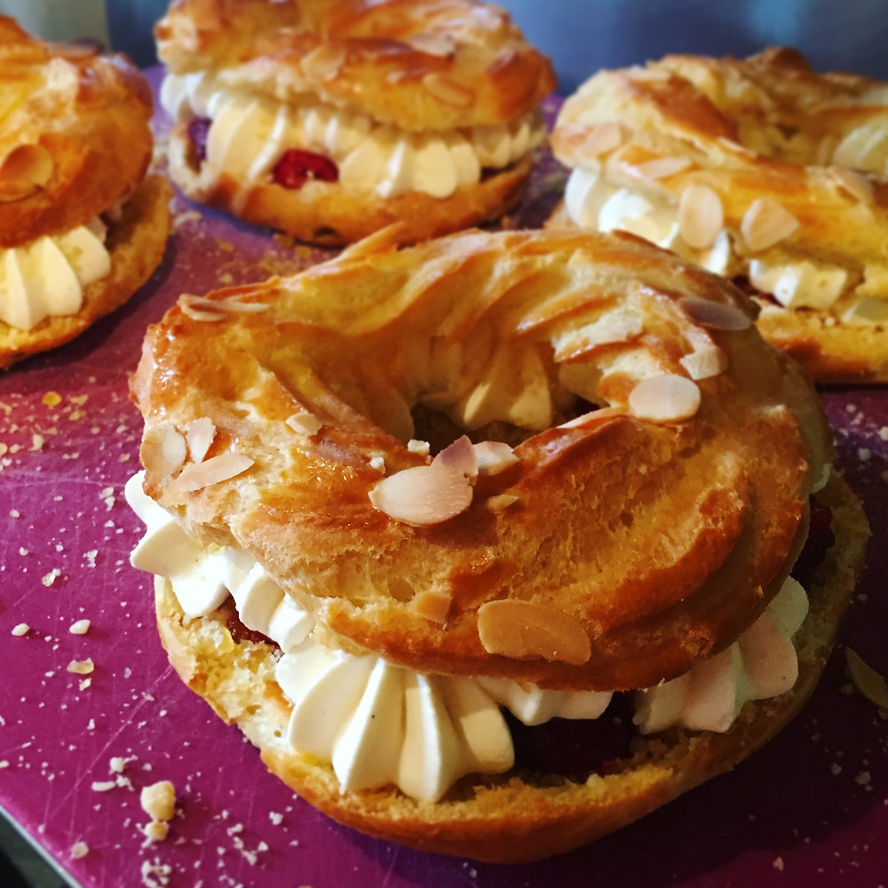 Andrew Smyth's Baking Classes