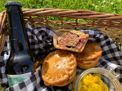 Howard's Online Pork Pie and Piccalilli Class - Sat 14th Nov - 8pm UK