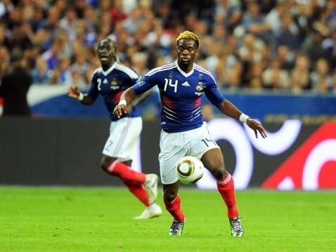Louis Saha talks to GamblingDeals.com after France vs Germany