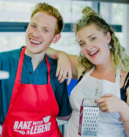 Bake With Andrew Smyth