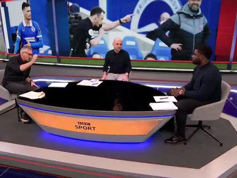 Micah Richards joins BBC for MOTD