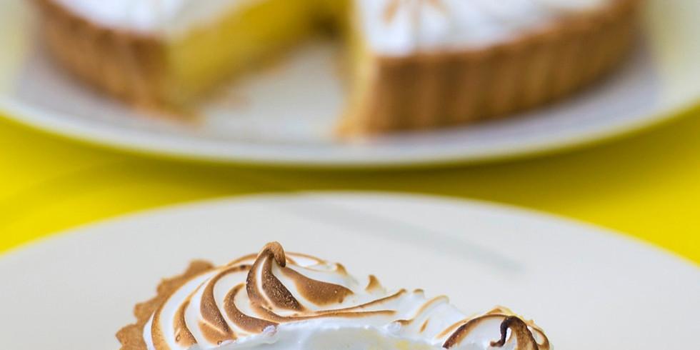 Ian's Lemon Meringue Tart