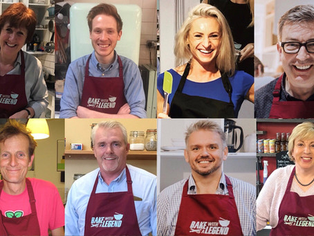 5 Bake Off Stars you can join at Baking Classes in London in 2019
