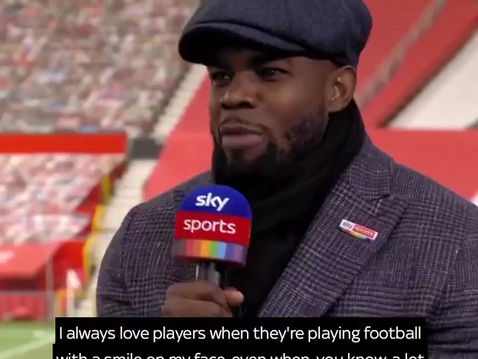 Micah Richards joins Sky for the Manchester Derby