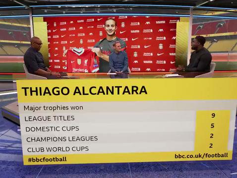Micah Richards on BBC Football Focus