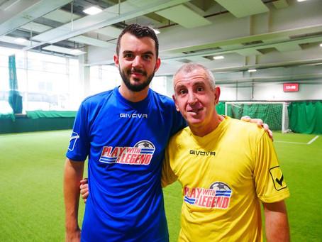 Nigel Winterburn hosts Arsenal Hub Match Day Event
