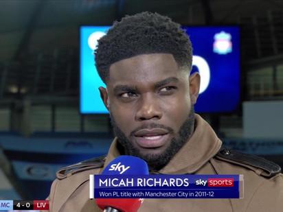 Micah Richards Sky