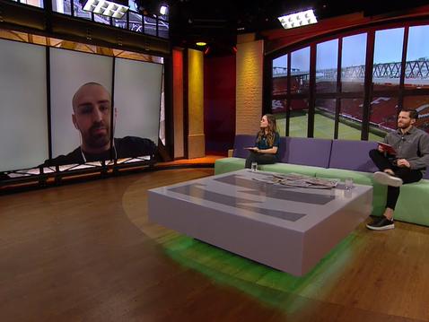 Jose Enrique on PLP's Monday Morning Review Show