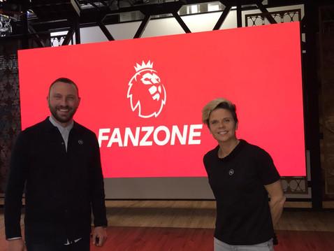 Sue Smith joins PLP Fanzone