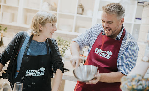 Baking Classes in London