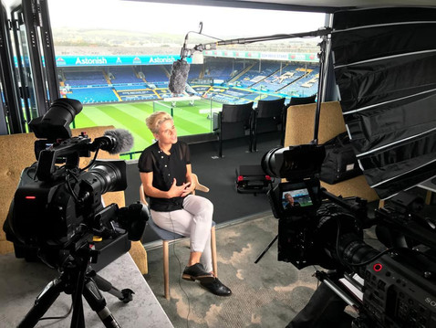 Sue Smith joins PLP for their Special Show on Leeds United