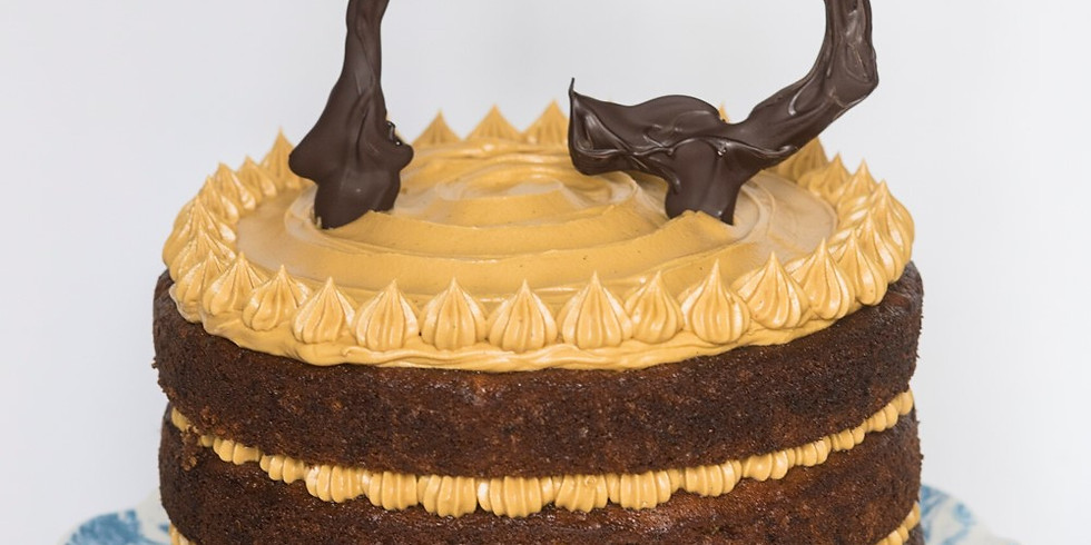 Ian's Sticky Toffee Pudding Cake Showstopper Class
