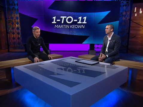 Martin Keown Joins Premier League Productions for 1-to-11