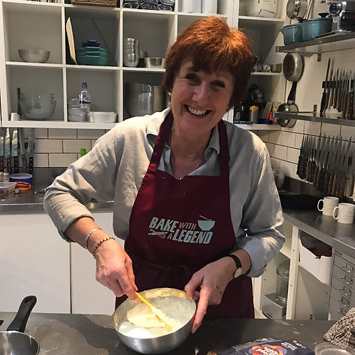 Jane's Cake Masterclass - London - 5th October 2019
