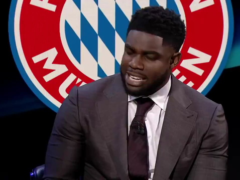 Micah Richards joins CBS for the UEFA Super Cup