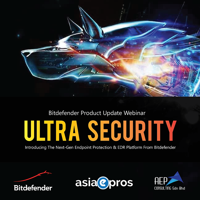 Ultra Security - Bitdefender Product Update