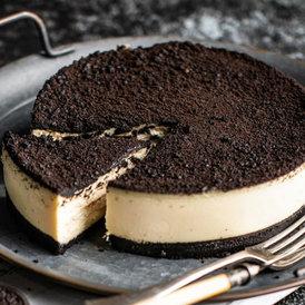 Oreo Chilled Cheesecake